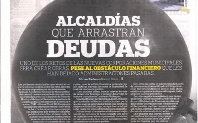 MUNICIPALIDAD DE SAN JOSÉ PINULA SIN DEUDAS