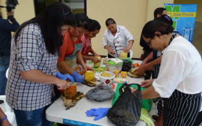 Taller de elaboración de mermeladas MUNI-MAGA