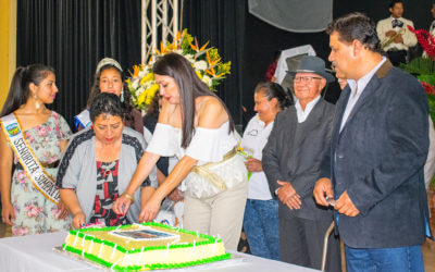 Celebración del 131 aniversario de fundación del Municipio
