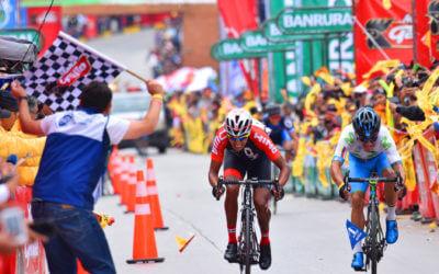 57 Vuelta Ciclística a Guatemala hace historia en San José Pinula.