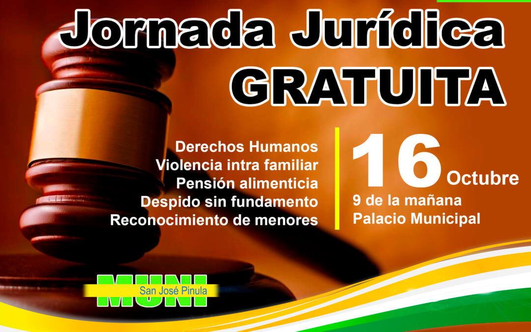 Jornada Jurídica GRATUITA