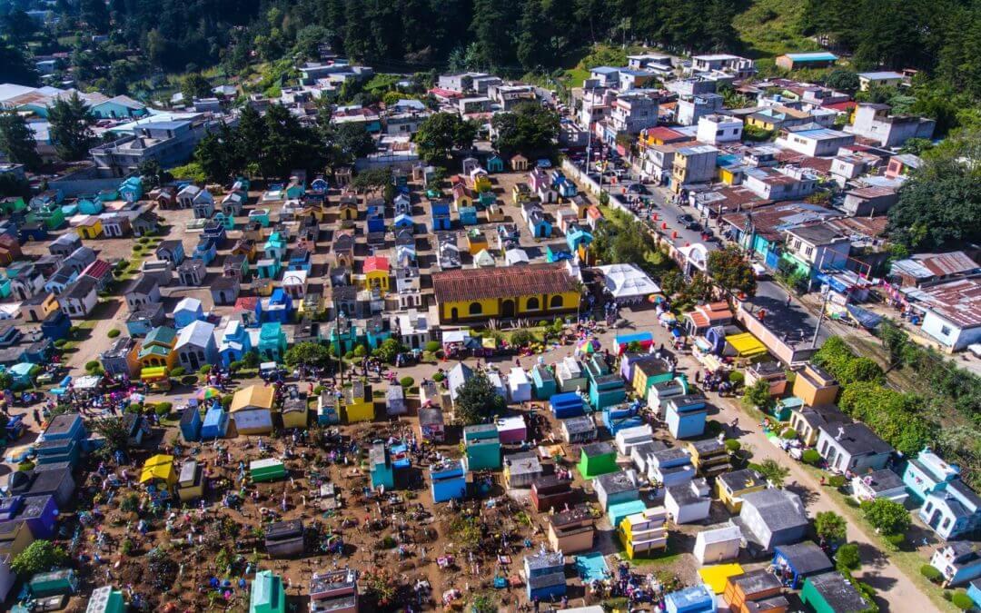 San José Pinula, 1ero. de Noviembre 2017,  Día de los Santos Difuntos